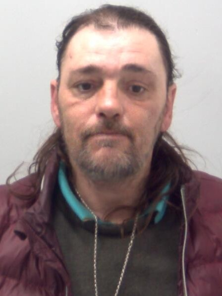 Aggressive beggar jailed after headbutting shop worker who asked him to move