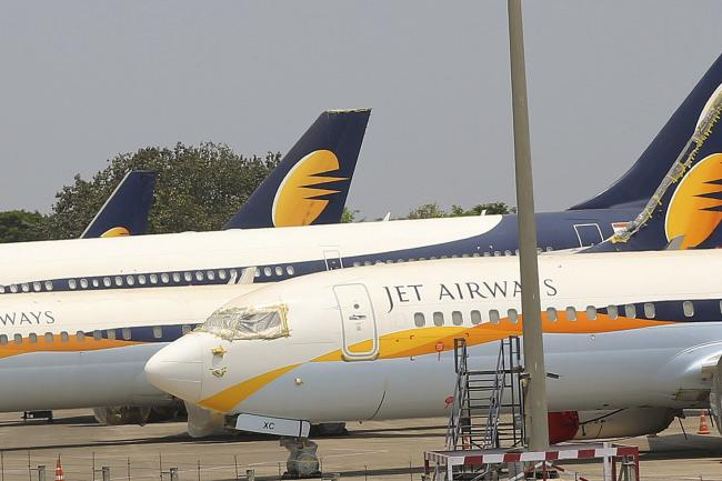 Jet Airways was once India's largest airline