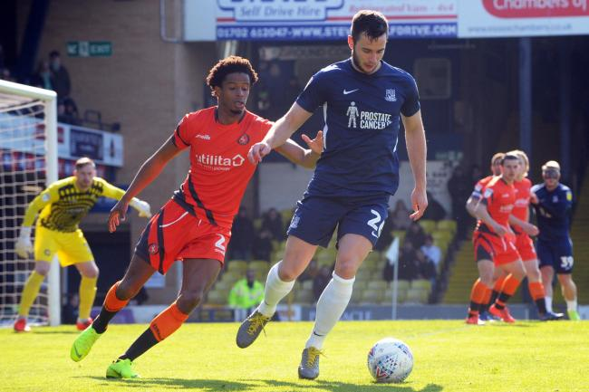 Facing a fight to be fit - Southend United defender Harry Lennon