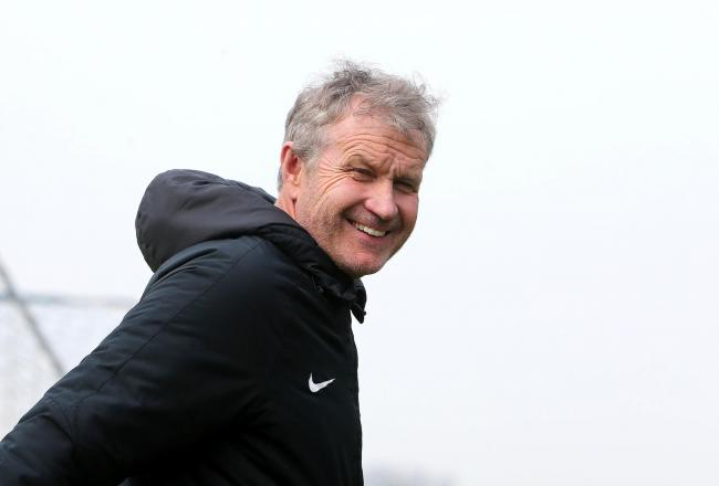 Looking to make transfers - Southend United manager Kevin Bond