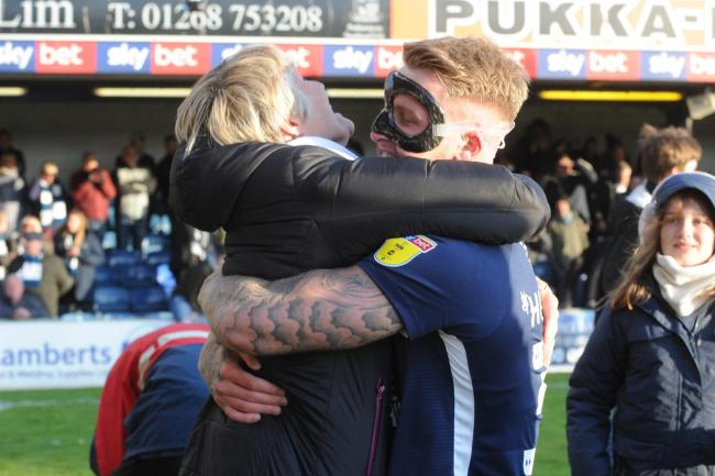 Still in League One - Southend United avoided relegation on the final day of last season