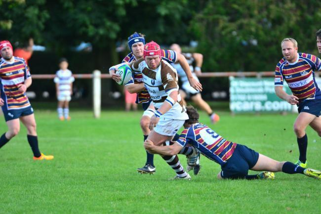 Joined Rochford Hundred - prop forward Aston Bevans-Royston