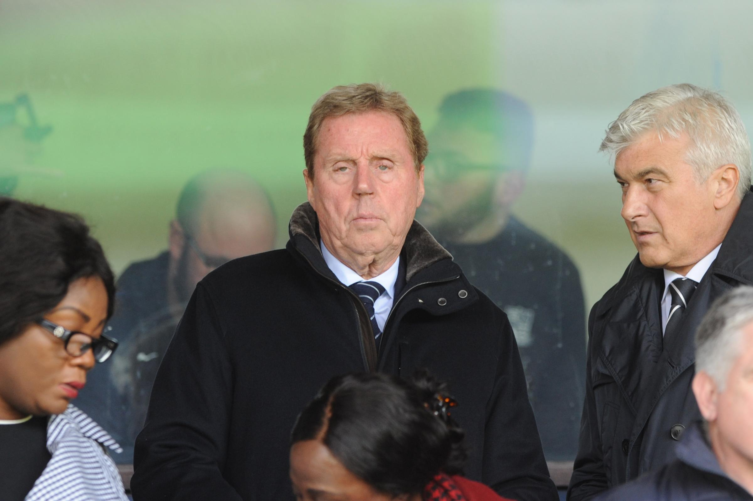 Giving his backing - Harry Redknapp feels Kevin Bond deserves to be appointed for longer by Southend United