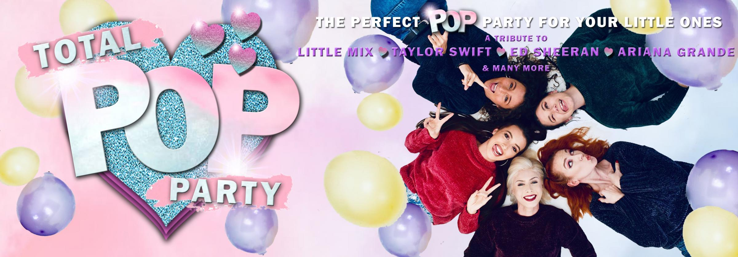 Total Pop Party