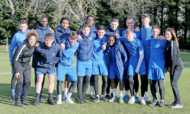 Fine season - for Southend United's under 18 side