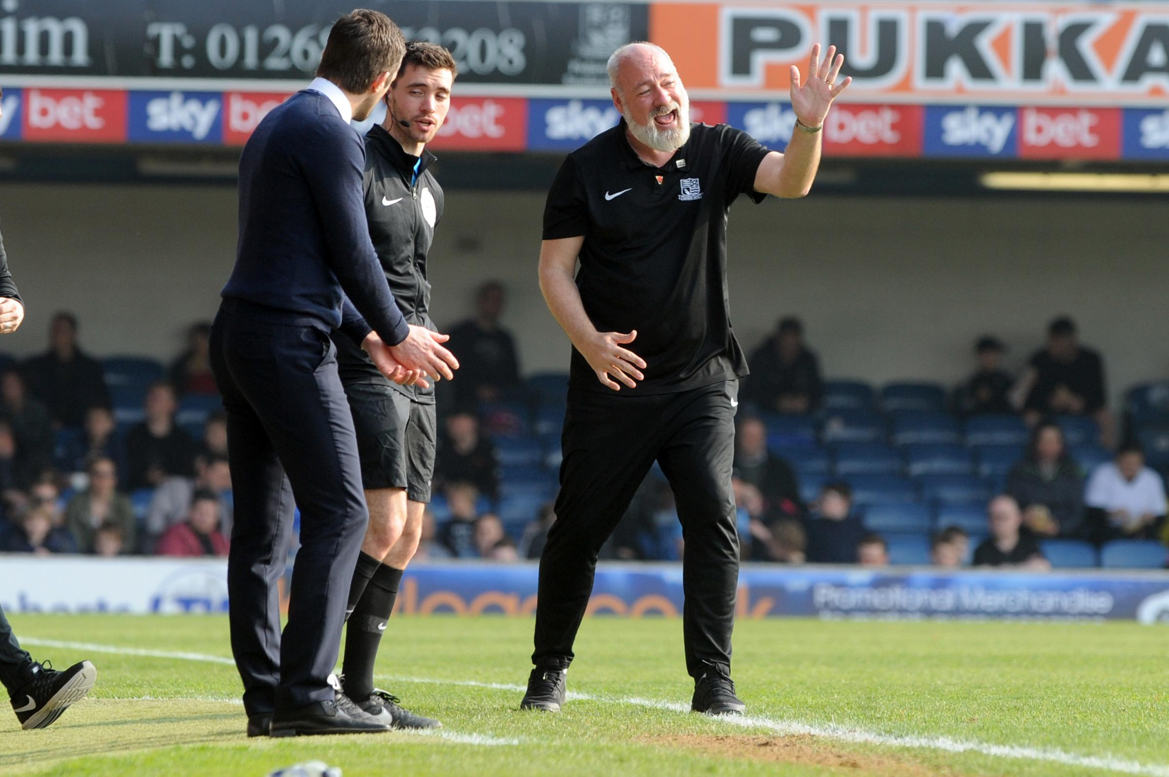 Learnt lessons - Southend United's academy manager Ricky Duncan