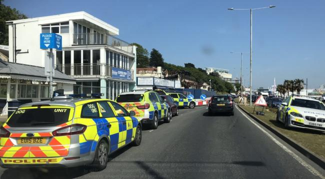 Police confirm boy arrested after 'large knife' found on Southend seafront