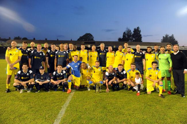 Blues heroes reunite to face Colchester in Sid Broomfield Trophy