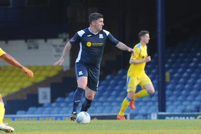 Rolling back the years - former Southend United skipper Kevin Maher