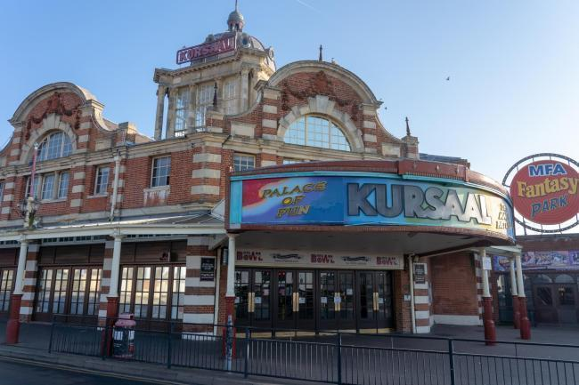 Iconic - the Kursaal