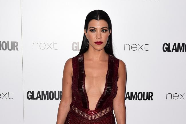 Kourtney Kardashian, who has appeared on her family's reality series since it began in 2007