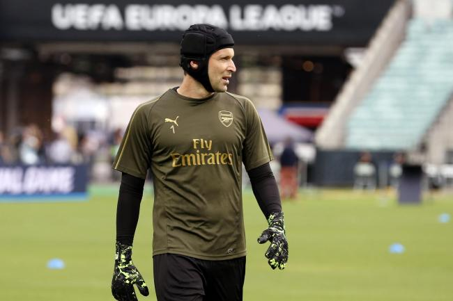 bfd61d0d8 No one can question gentleman Petr Cech s integrity – Unai Emery