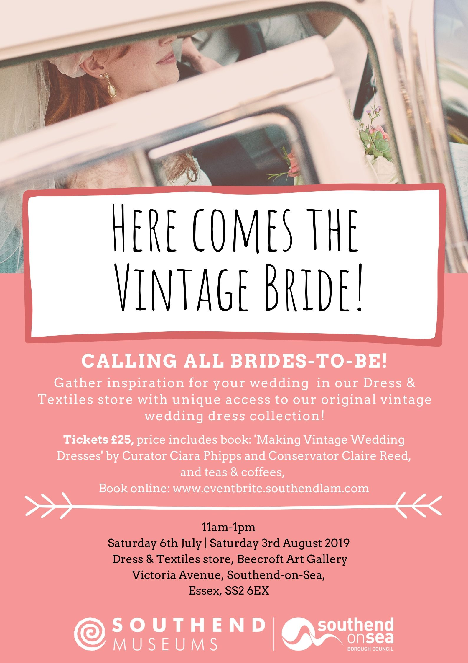 Here Comes the Vintage Bride
