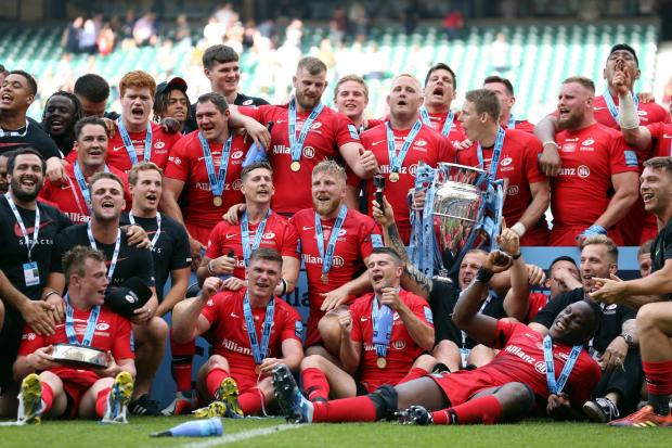 More success - for Saracens star Jackson Wray