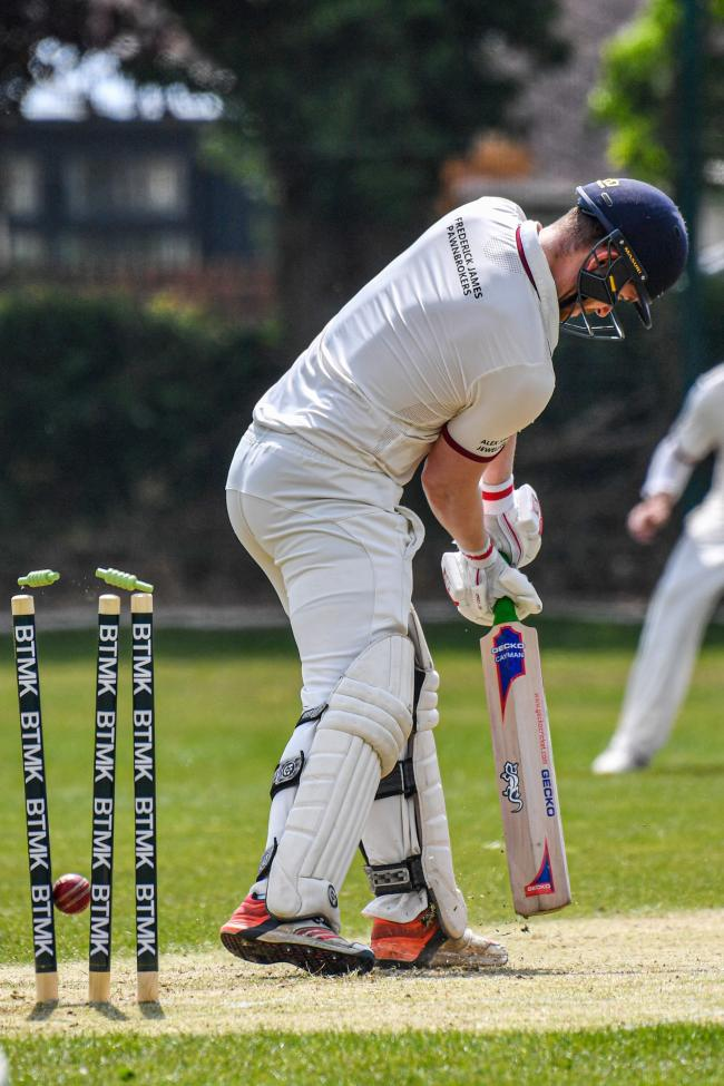 Looking to bounce back - Hadleigh & Thundersley skipper Adam Dobson